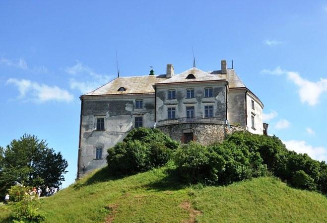 ТОП-5 самых мистических замков Западной Украины
