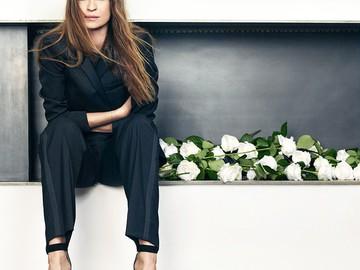 Каролин де Мегре подписала долгосрочный контракт с Lancôme