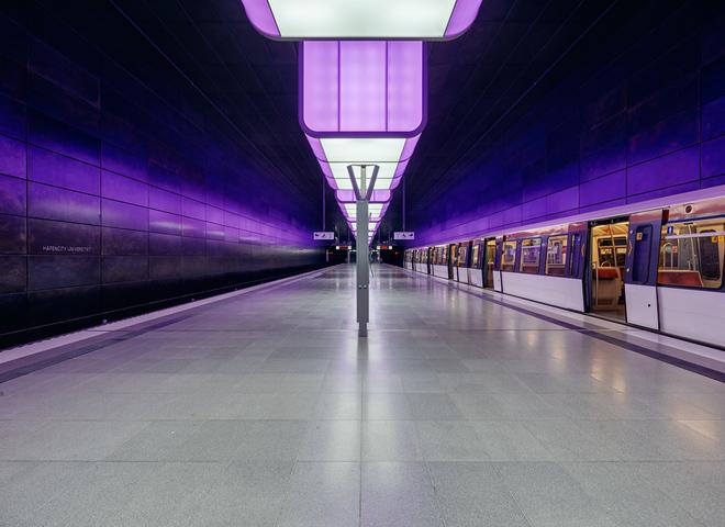 Метро, в которое хочется спуститься: красота немецкой подземки