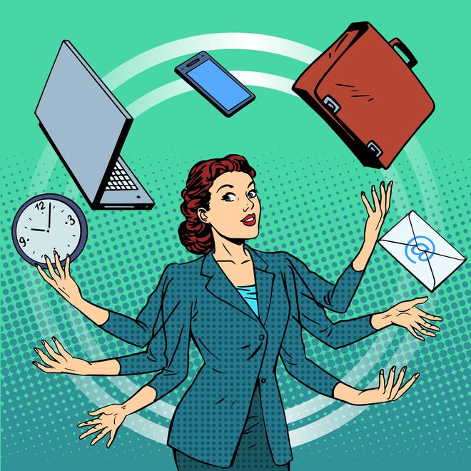 Если муж ревнует жену к работе: узнай причины и найди выход
