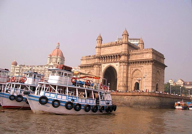 Цікаві місця Мумбаї: Ворота в Індію