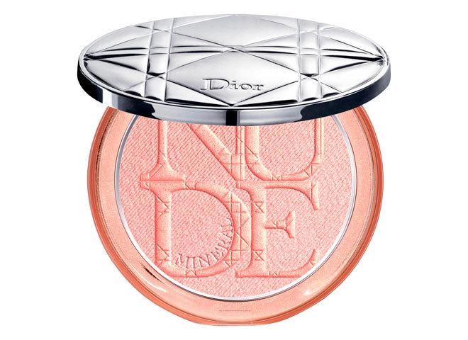 Diorskin Nude Luminizer Shimmering Glow Powder