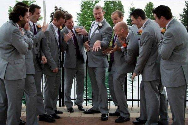 8 эпичных идей для свадебного фото