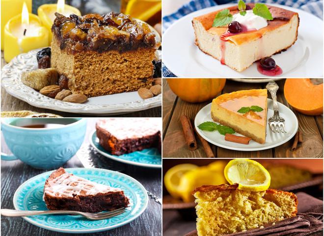Пироги в мультиварке: ТОП-5 лучших осенних рецептов