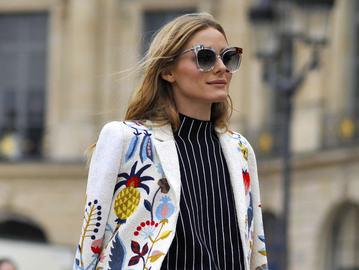 Стильные луки на Неделе высокой моды в Париже FW 2016/2017