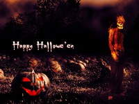 Обои на Хэллоуин