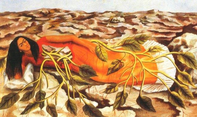 Життя в червоному кольорі: Фріда Кало