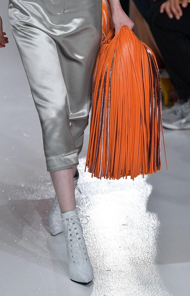 Сумки з Тижня моди в Нью-Йорку