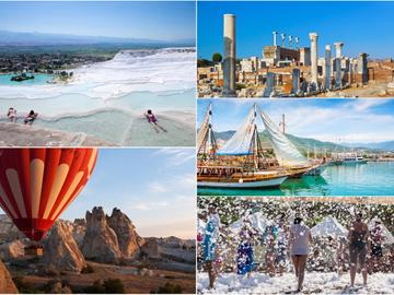 8 вещей, которые обязательно надо сделать в Турции