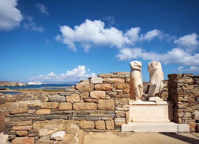 Мифы Древней Греции: путешествуем по следам богов