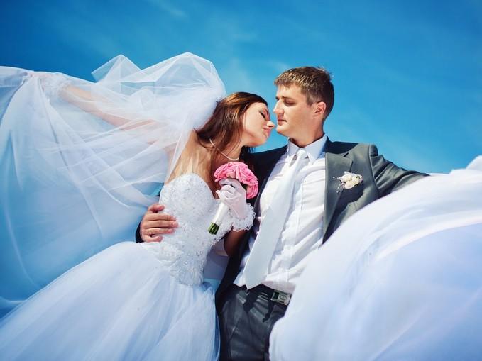 невеста свадьба