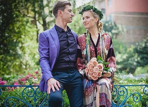 Ольга Горбачёва и Юрий Никитин