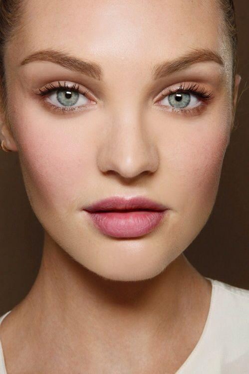 Як візуально збільшити очі в нюдовому макіяж