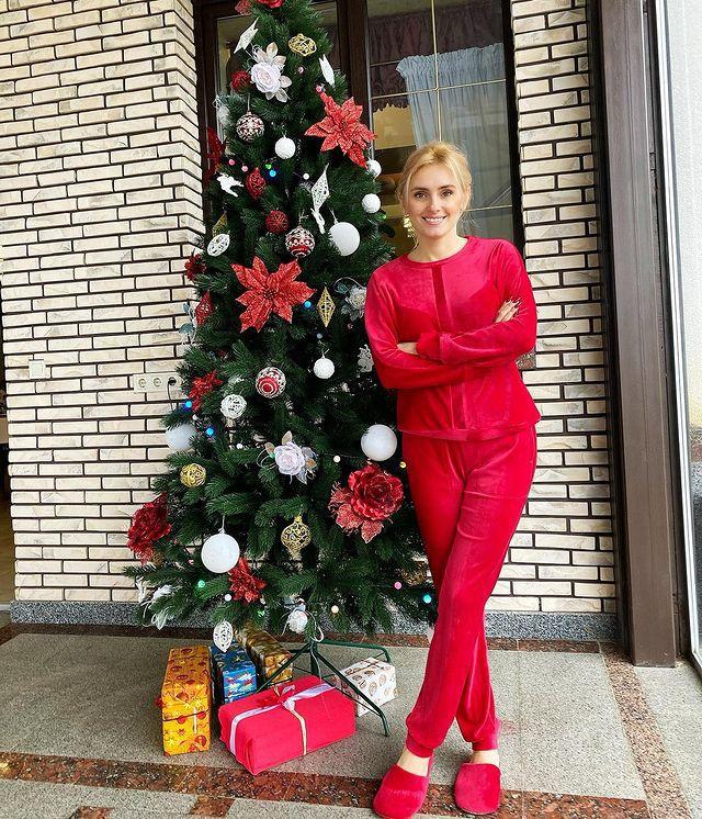 Ірина Федишин без макіяжу