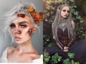 Хэллоуин 2018: образ эльфа