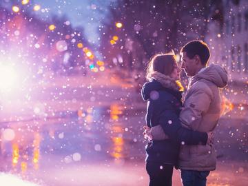 Куда пойти на свидание зимой в Киеве