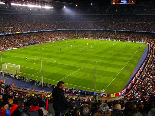 Туры на футбол: едем на матч «Барселоны»