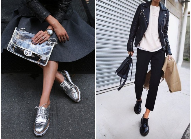 Взуття броги