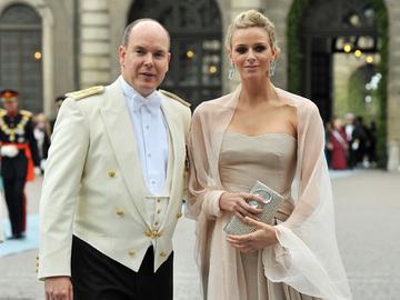 Королевская свадьба в княжестве Монако