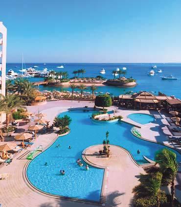 Готелі Хургади: Hurghada Marriott Red Sea