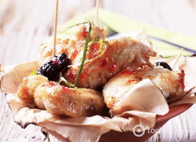 Горячие блюда: новогодние рецепты, курица