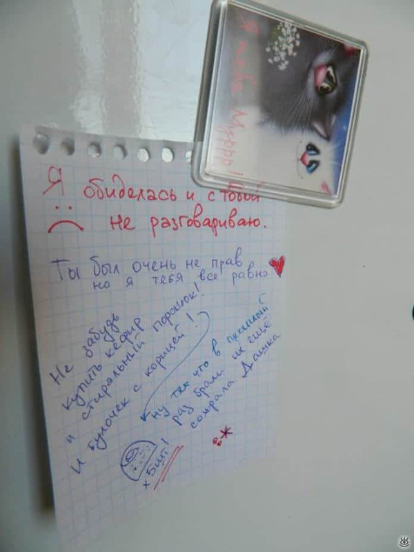 Шедевры на холодильниках