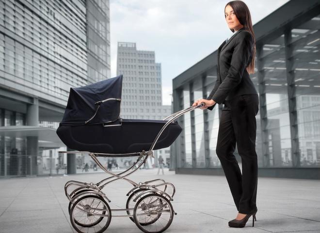 Как бизнеследи оставаться мамой