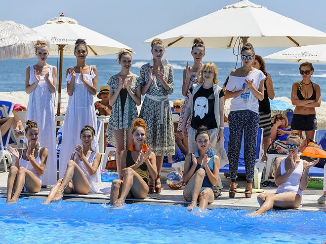 Holiday Fashion Week:SWIMWEAR FASHION SHOW BY LOZNEVAYA