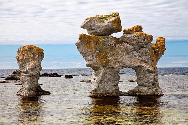 Секретные острова: Готланд, Швеция