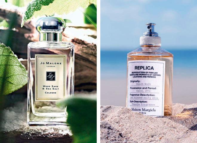 Пляжные ароматы