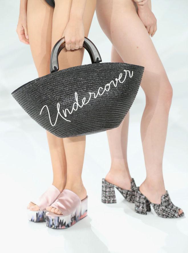 Модная обувь с Недели моды в Нью-Йорке