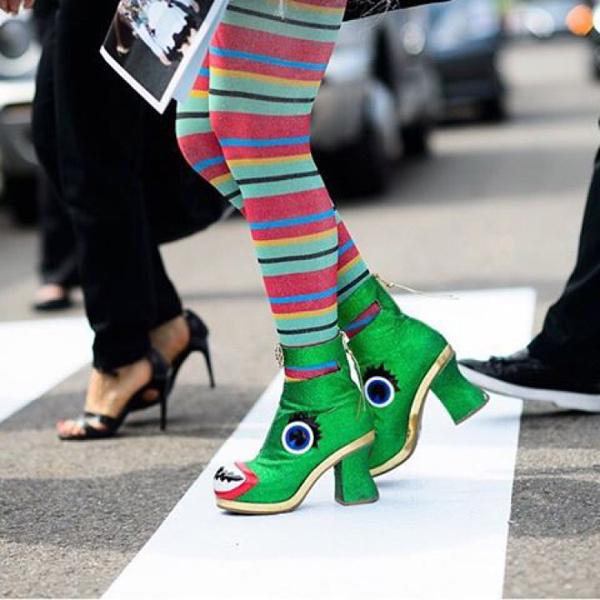 Обувь, которую невозможно носить