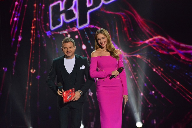 Юрій Горбунов та Катерина Осадча