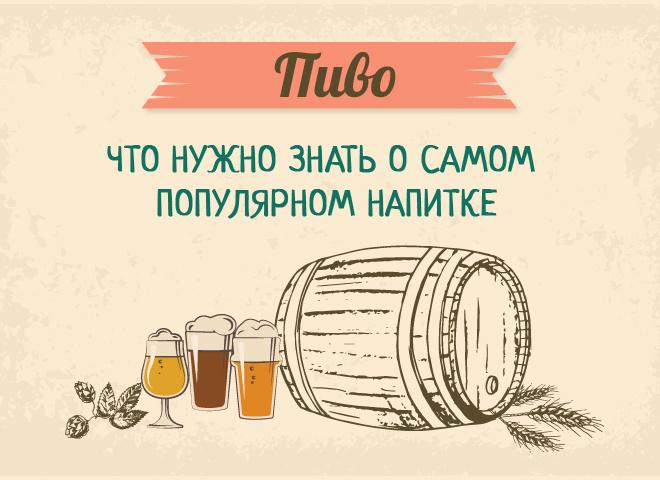 Пиво: что нужно знать о самом популярном напитке