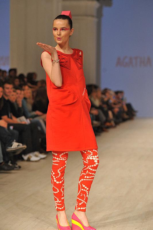 Показ Agatha Ruiz de la Prada
