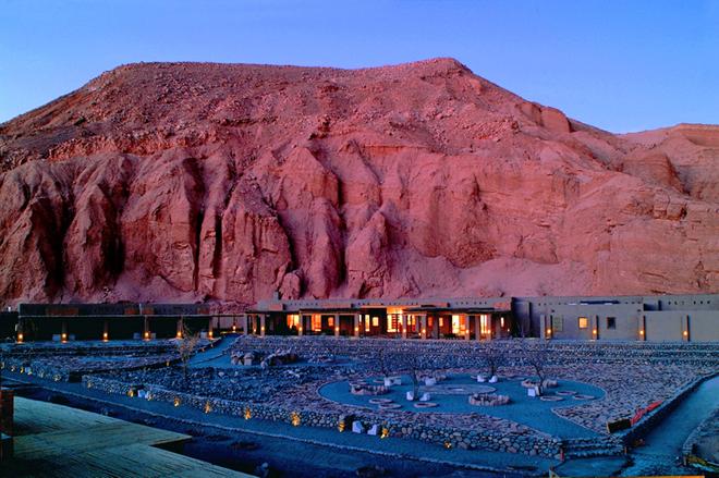 ТОП-10 самых необыкновенных отелей мира