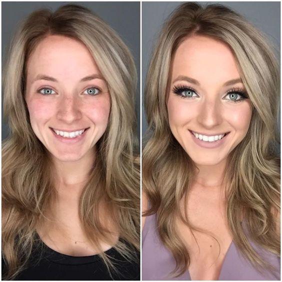 Омолоджуючий макіяж