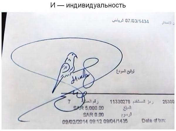 Как сделать свою подпись красивой