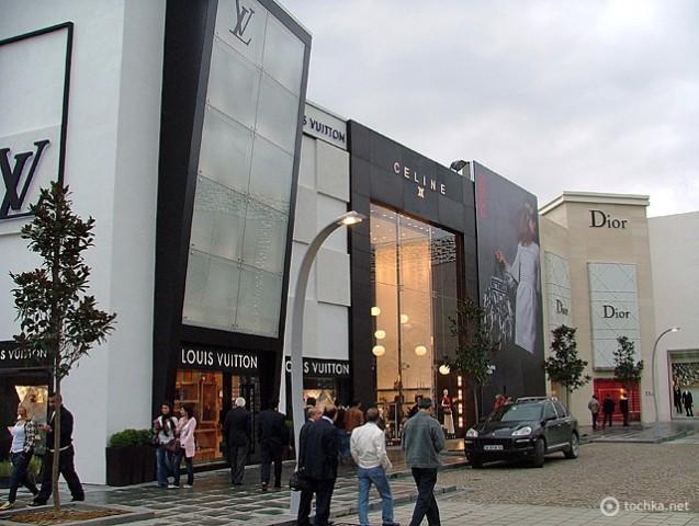 Istinye Park shopping mall