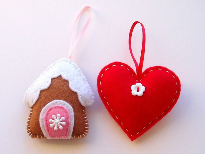 Подарок ко дню святого валентина своими