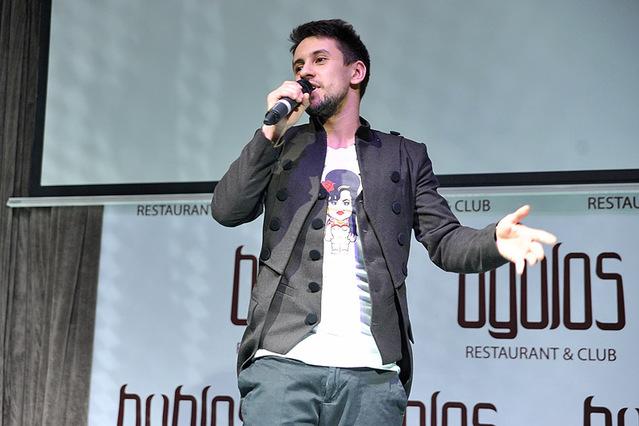 Презентация Дмитрия Скалозубова