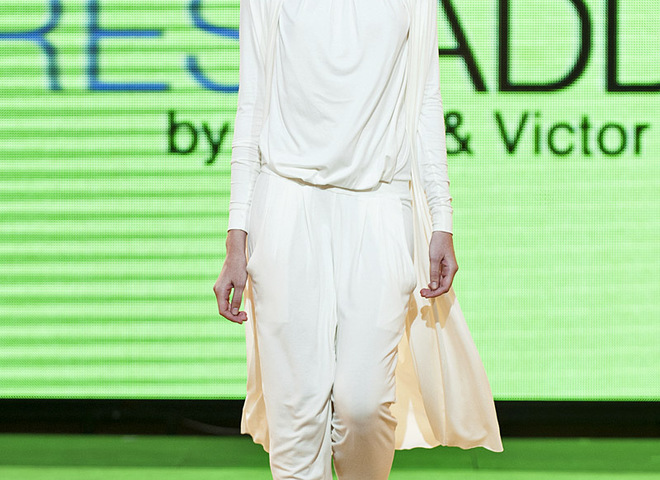 Holiday Fashion Week: показ DRESSADDICT BY ARTEM&VICTOR