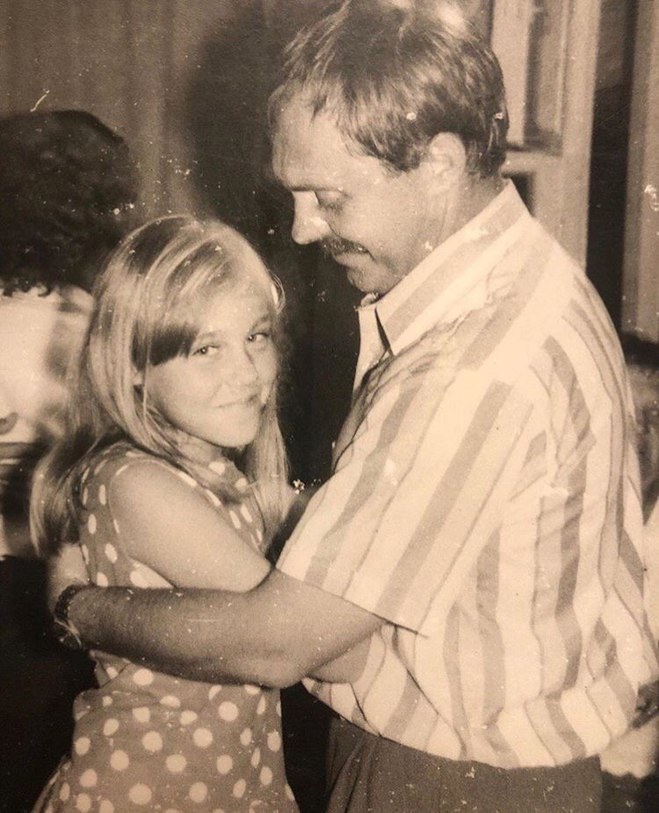 Alyosha с отцом