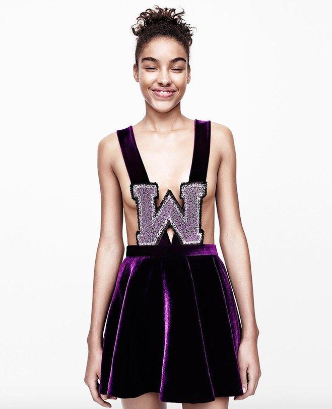 Раф Симонс представил дебютную кутюрную коллекцию для  Calvin Klein