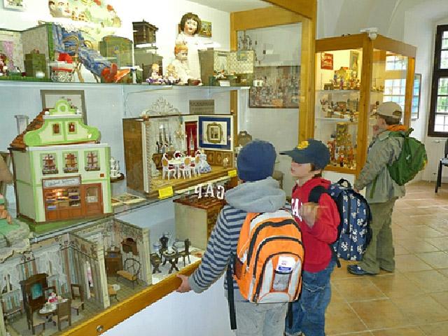 Музей іграшок в Чехії