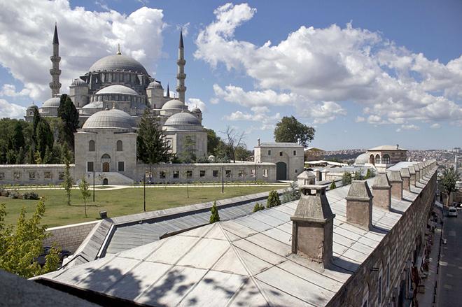 Величне століття. Роксолана. Мечеть Сулейманіє
