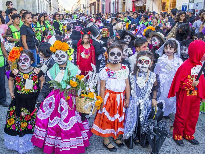 Хэллоуин 2016: где колоритно отметить за границей?
