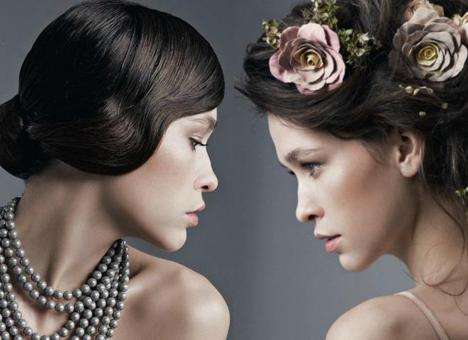 Модні зачіски на Новий рік 2016 в стилі Belle Epoque