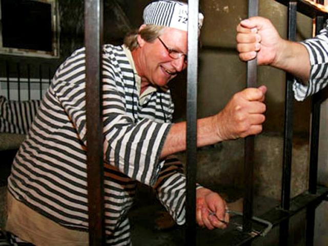 Необычные отели: отель-тюрьма