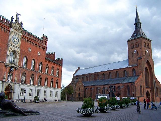 Три щасливі країни: Данія